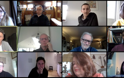 The Architects' Company's First Virtual Meeting for Apprentices!