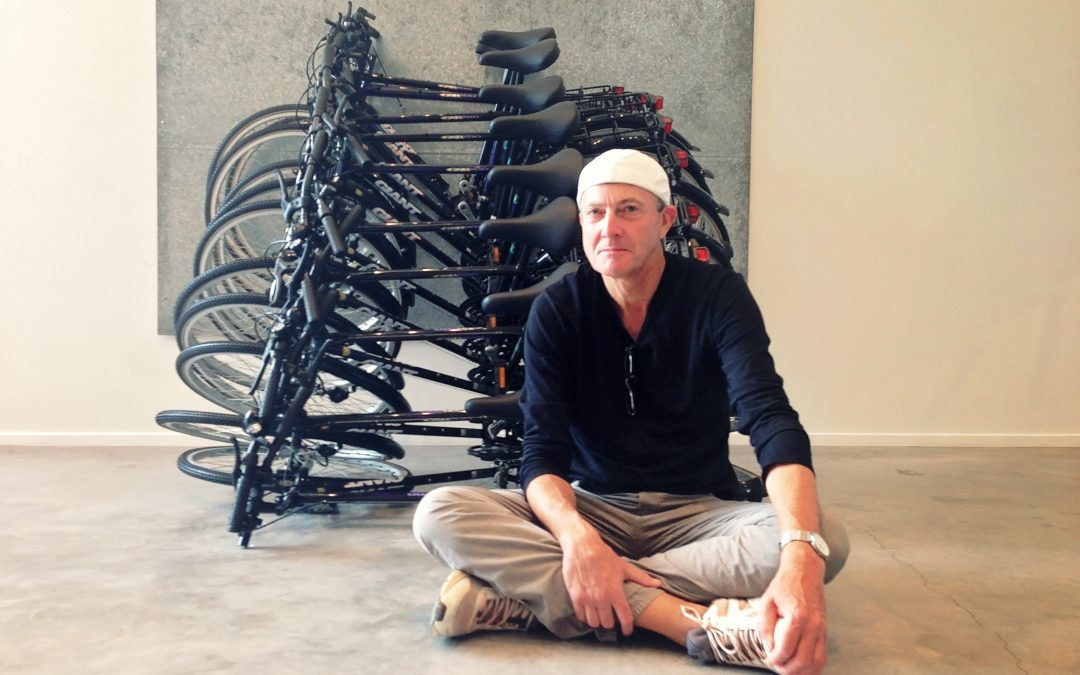 Architects on Bikes: Chris Williamson